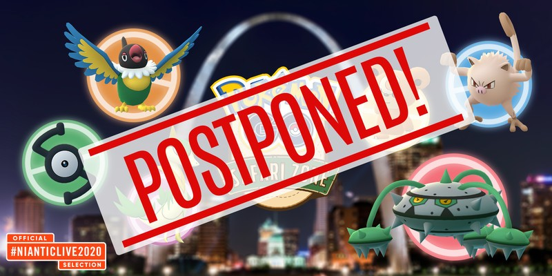 St. Louis Pokémon Go Safari Zone event postponed due to Coronavirus