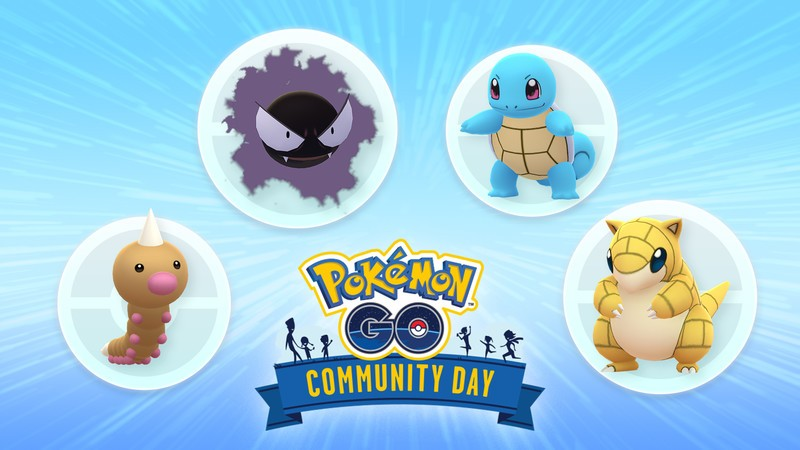 Niantic will be taking votes for the next two Pokémon Go Community Days