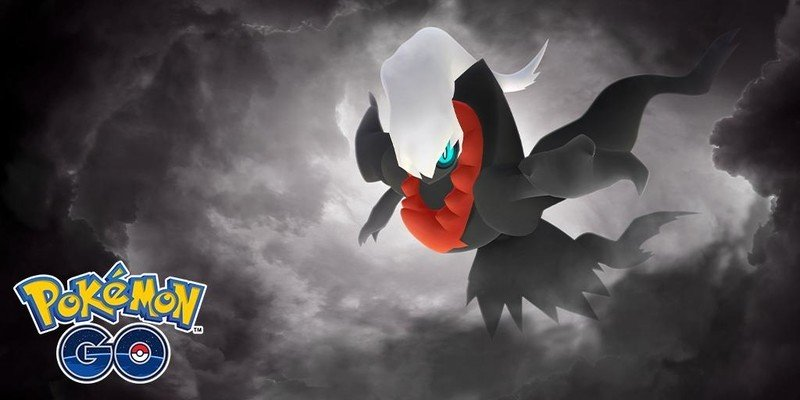 Pokémon Go: Darkrai Raid Guide