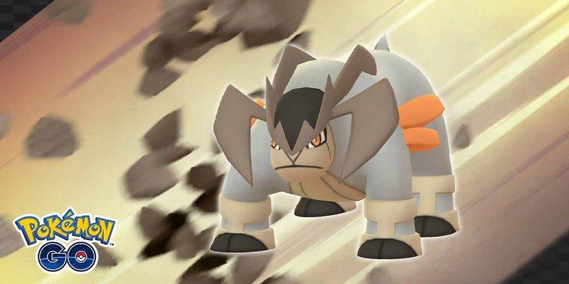 Pokémon Go: Terrakion Guide | iMore