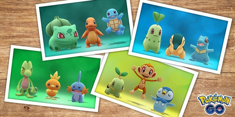 Pokémon Go: Throwback Challenge week three