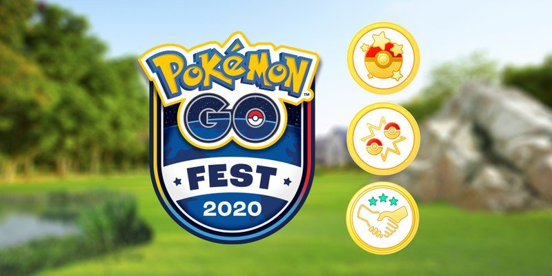 Pokemon Go Fest Anniversary Weeklychallenges
