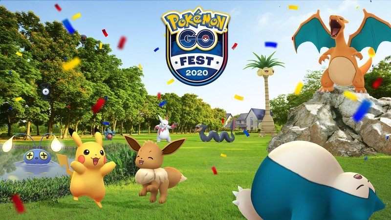 What to expect from Pokémon Go Fest 2020