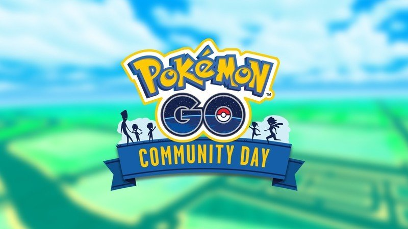 Pokémon for Pokémon Go Community Day for September and October announced