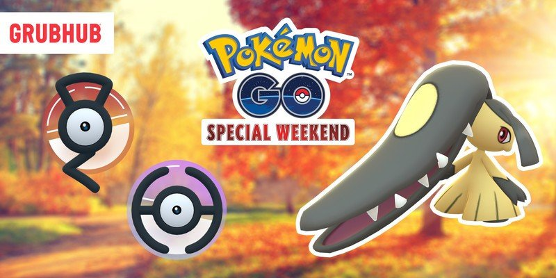 Niantic and Grubhub team up for a Pokémon Go event