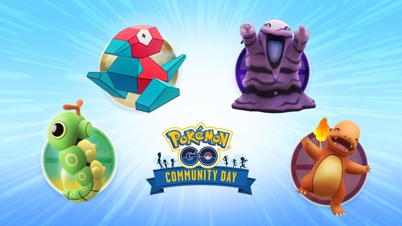 Niantic announces Pokémon Go Community Day candidates for September and October