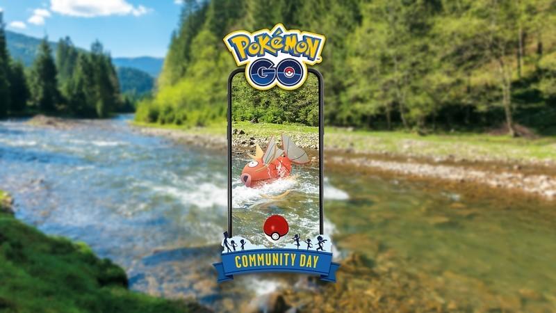 Niantic announces the next Pokémon for Community Day