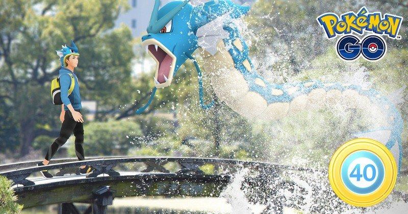 Pokémon Go: Legacy 40 Challenge guide
