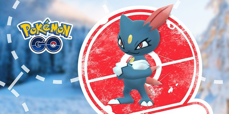 Pokémon Go Sneasal Event and Timed Research are coming at the end of January